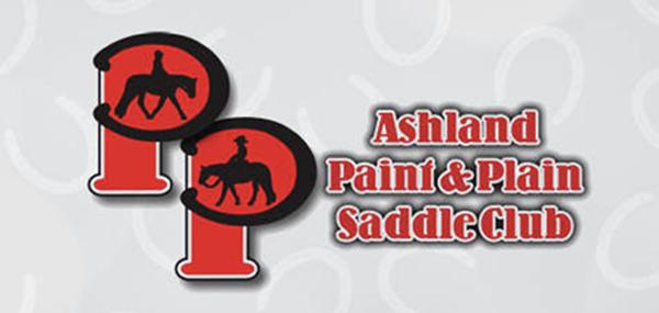 Ashland Paint & Plain Saddle Club Logo