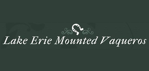 Lake Erie Mounted Vaqueros